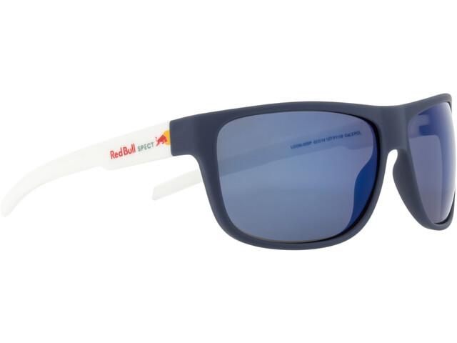 Red Bull SPECT Loom Lunettes de soleil, blue/smoke-blue